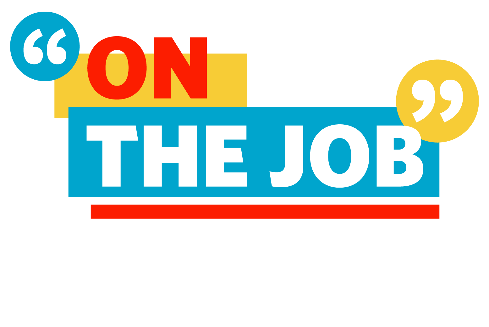 On the job logo